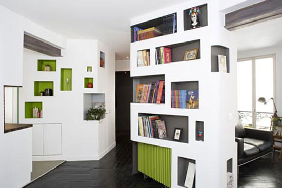 37 Unique Bookshelves inspiration