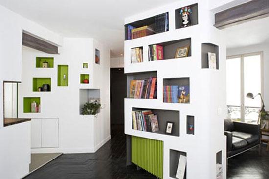 37 Unique Bookshelves inspiration