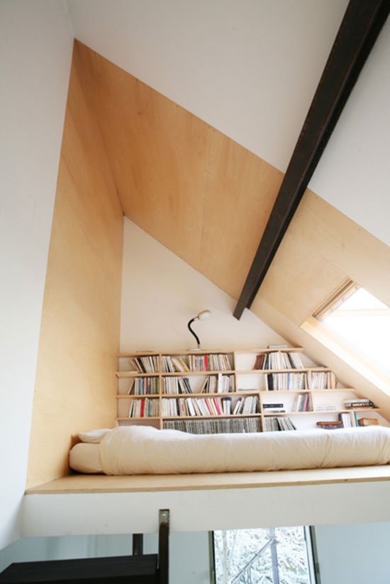 27 Unique Bookshelves inspiration