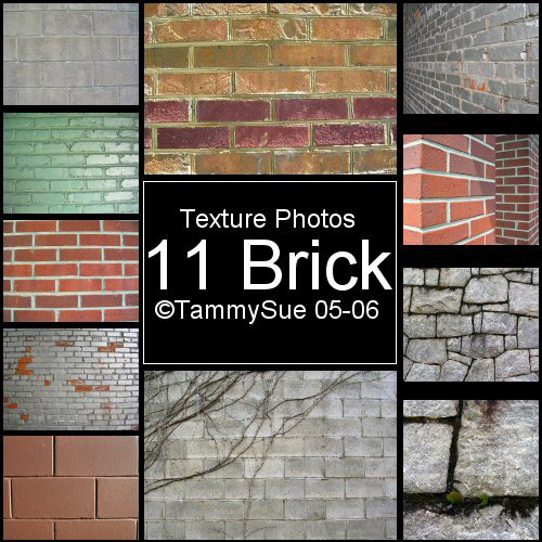 Brick Texture by TammySue