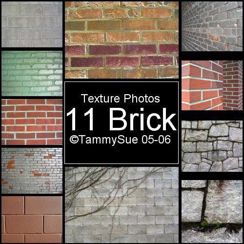 Brick Texture by TammySue