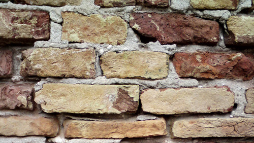 Brick wall by DarkBorder