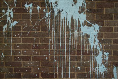 Texture: paint splat wall by BobTodd