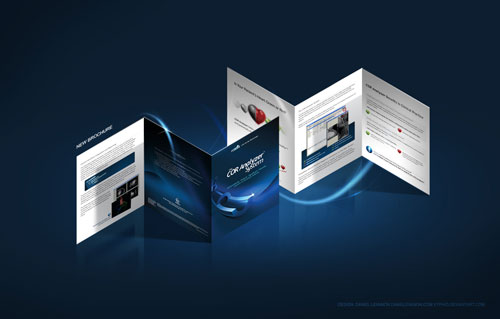 Brochure-preview Brochure Design Inspiration (64 ejemplos modernos de folletos)