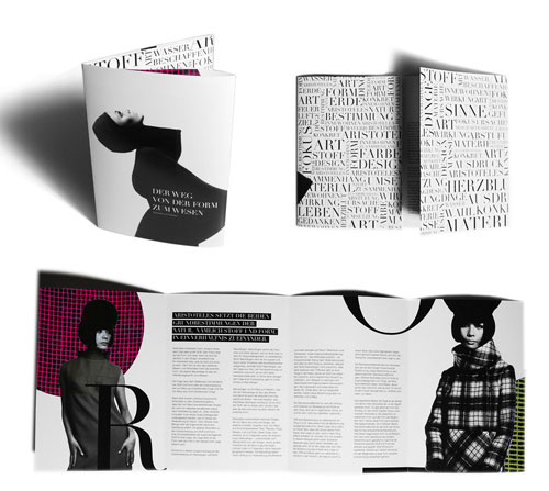 Brochure Print Inspiration