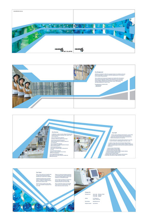IdeoLab Brochure Print Inspiration