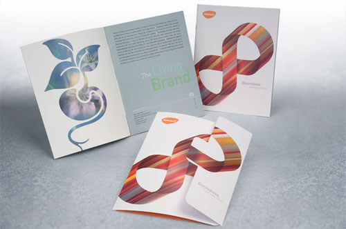 Rebrand - Brochure Print Inspiration