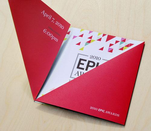 twhp 2010 epic awards brochure design inspiration 64 modern brochure examples