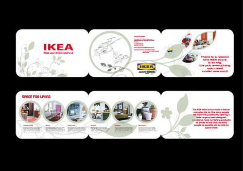 IKEA Brochure Print Inspiration