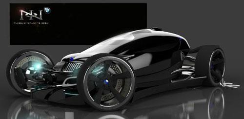 2050 BMW M3 concept design