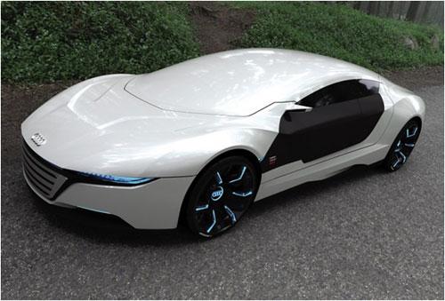 Audi A9 Concept design 2