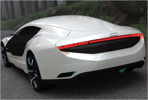 Audi A9 Concept design 3