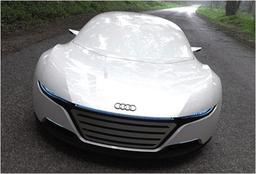 Audi A9 Concept design 1