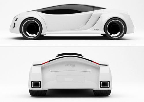 Astrum Meera Concept design 2
