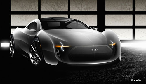 Audi Axiom concept design 1