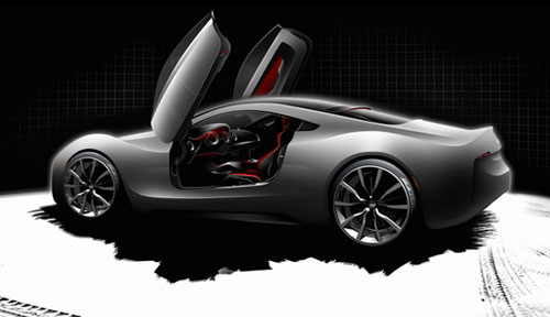 Audi Axiom concept design 2