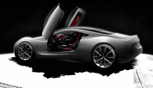 Audi Axiom concept design 2