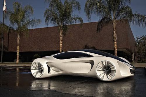 Mercedes-Benz BIOME Concept design
