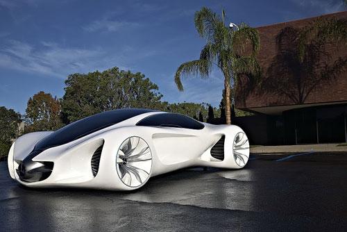 Mercedes-Benz BIOME Concept design