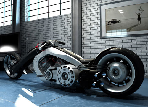 Conceptual Car Bike And Motorcycle Designs That Ll Make You Say Wow