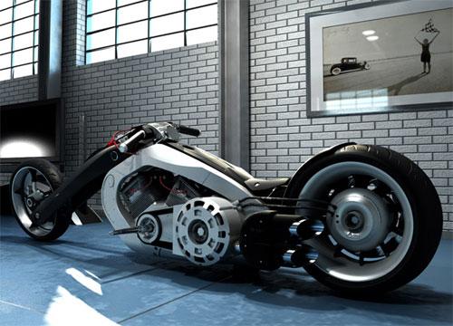 Custom Bike Concept design