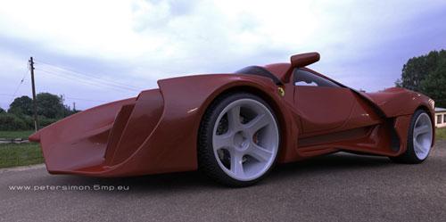 Ferrari Enzo Concept design 1