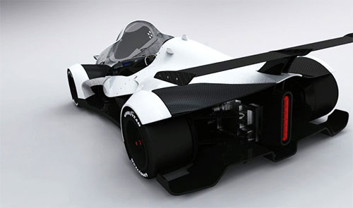 GreenGT Concept Car design 3