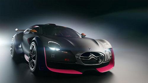 Citroën Survolt Concept design 1