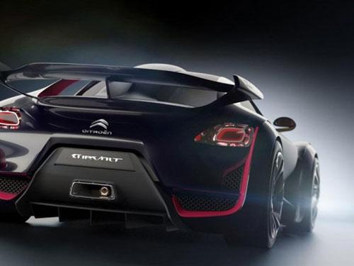 Citroën Survolt Concept design 3