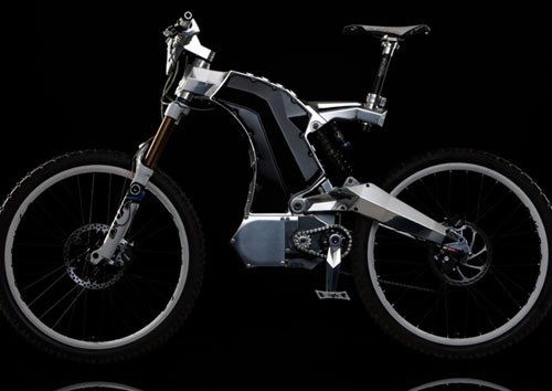 The Beast bike concept design