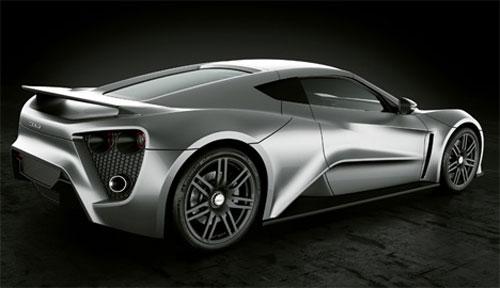 Zenvo ST1 concept design 2