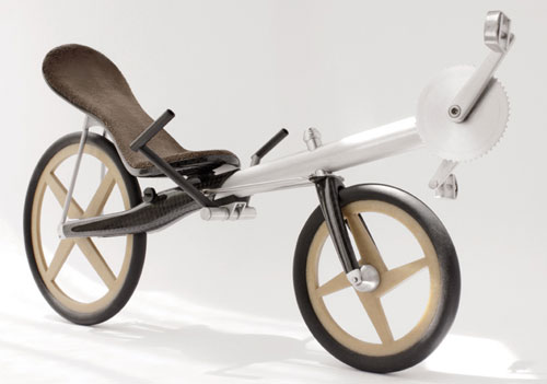 City recumbent Concept design