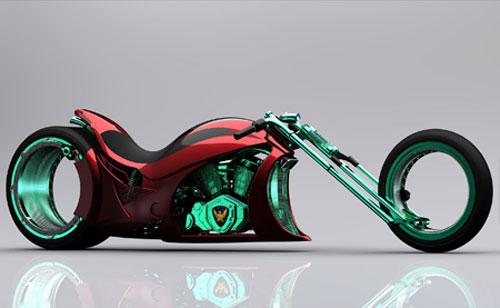 Lamborbiker 2 concept design