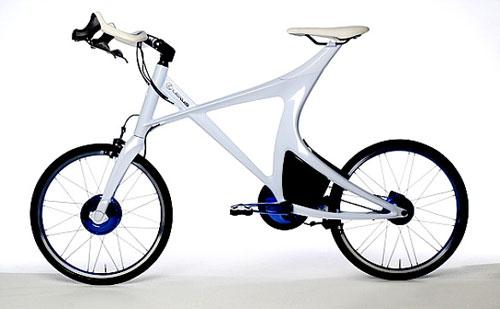 Lexus Hybrid Bicycle Concept design