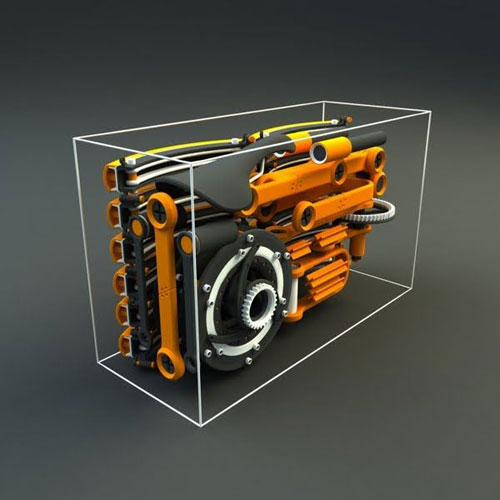 Eco 07 bike concept design 2