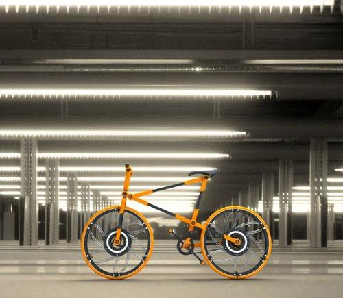 Eco 07 bike concept design 1