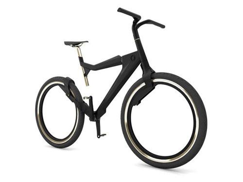 Hibrid City Bike Concept design