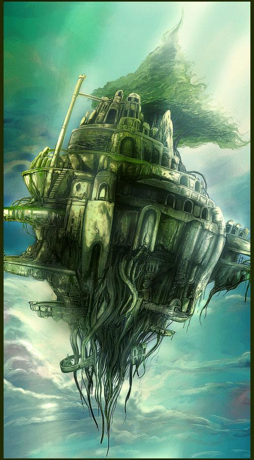• Histoire & événements d'Idoma Castle_in_the_Sky_by_kimag3