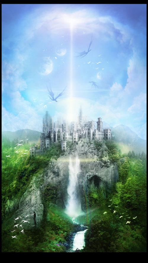 Dragon castle 2