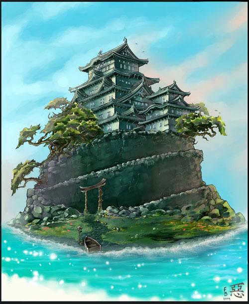 Ocean Castle