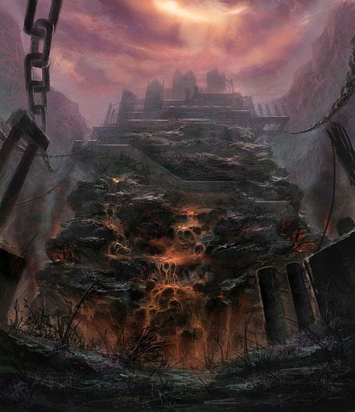 Morbid castle