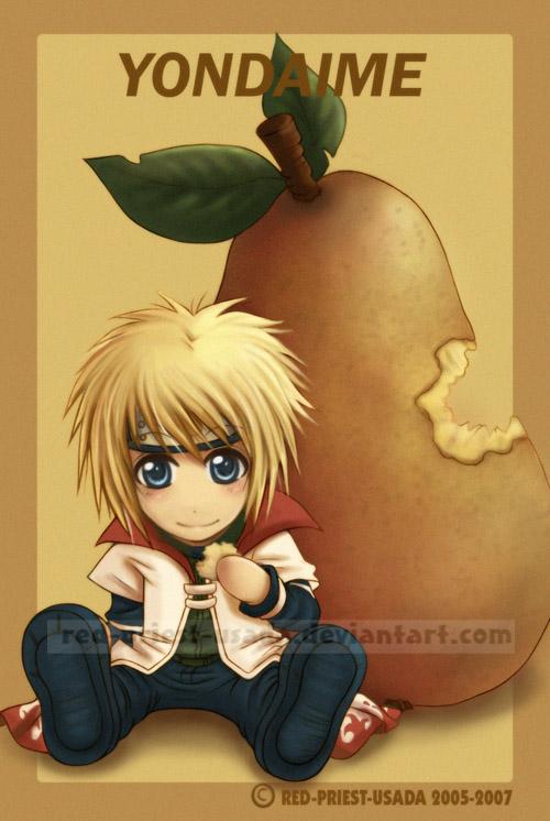 Chibi Fruit Ninja Yondaime