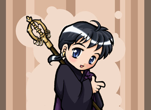 Inuyasha Chibi Miroku By Righteousred How To Draw 33 Drawing Tutorials