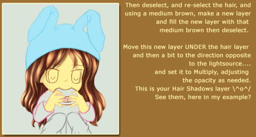Chibi Hair Tutorial By Photoshop Tutorials How To Draw 33 Drawing