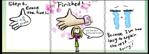 Chibi Hand Tutorial