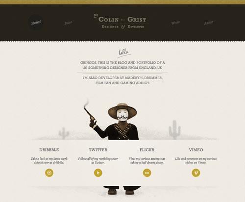 colingrist.com