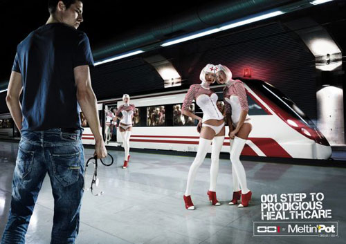 Print Advertisements From Clothing Companies 3