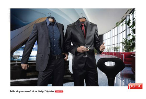 Print Advertisements From Clothing Companies 8
