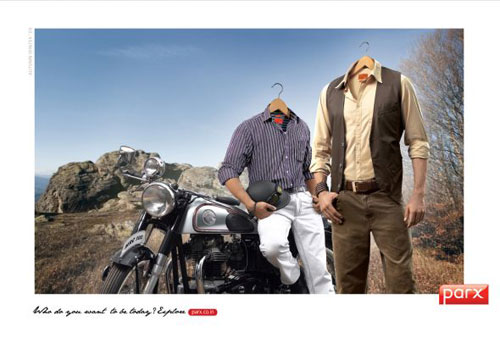 Print Advertisements From Clothing Companies 10