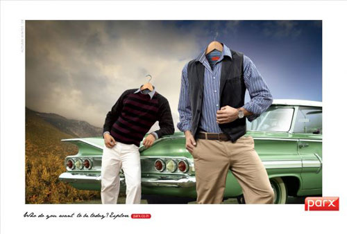 Print Advertisements From Clothing Companies 11